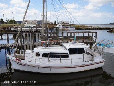 "Custom Couta Boat ""Nanna Hardy"""