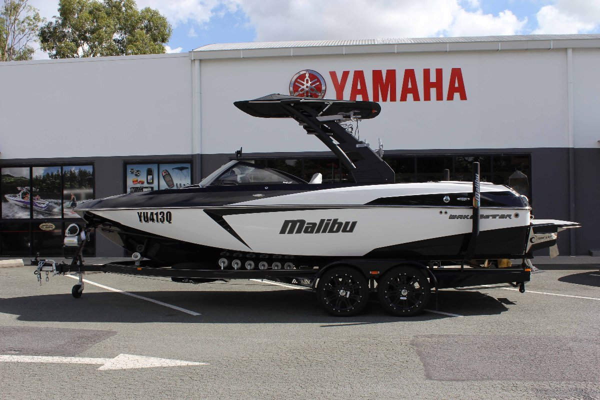 Malibu Wakesetter 22 VLX + Indmar Ford Monsoon 450 W/SALT PACK