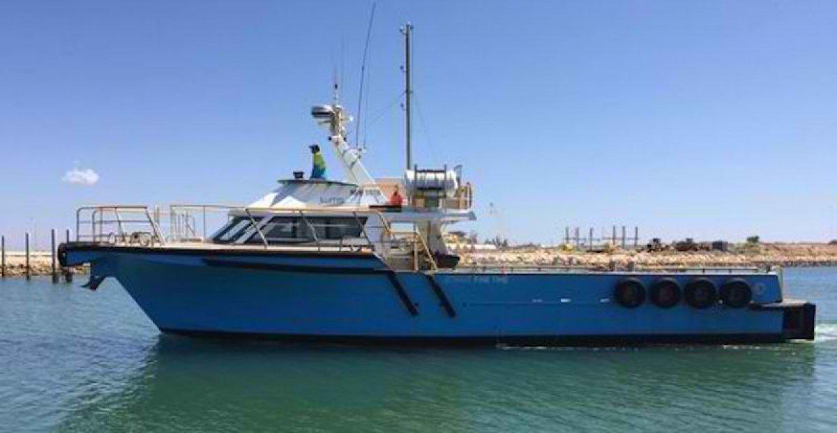 18 28m Offshore Crew & Utility Vessel: Commercial Vessel