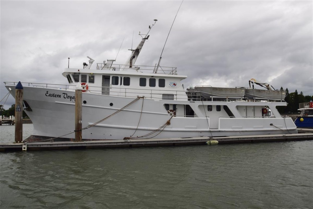Used commercial passenger vessel for sale boats for sale for Sips for sale