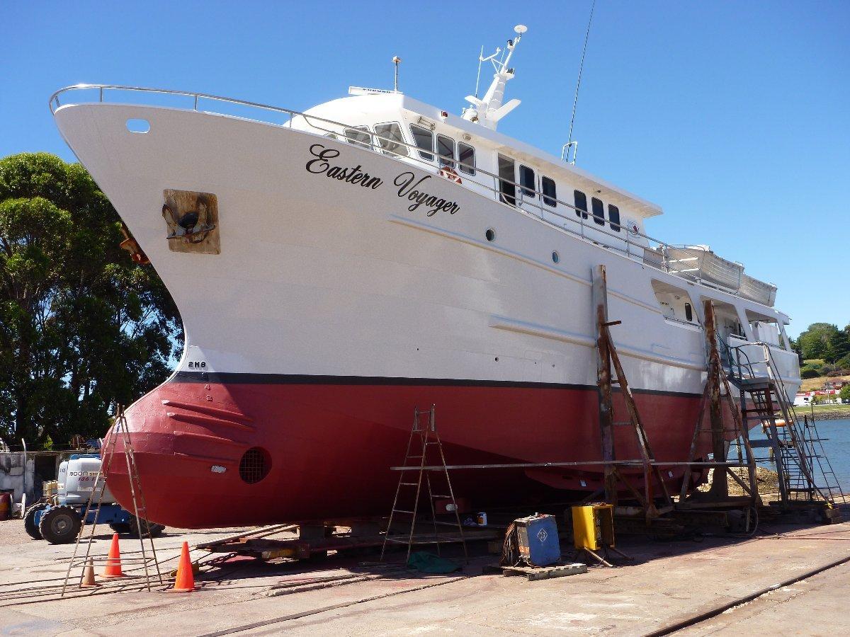 Commercial Passenger Vessel: Commercial Vessel