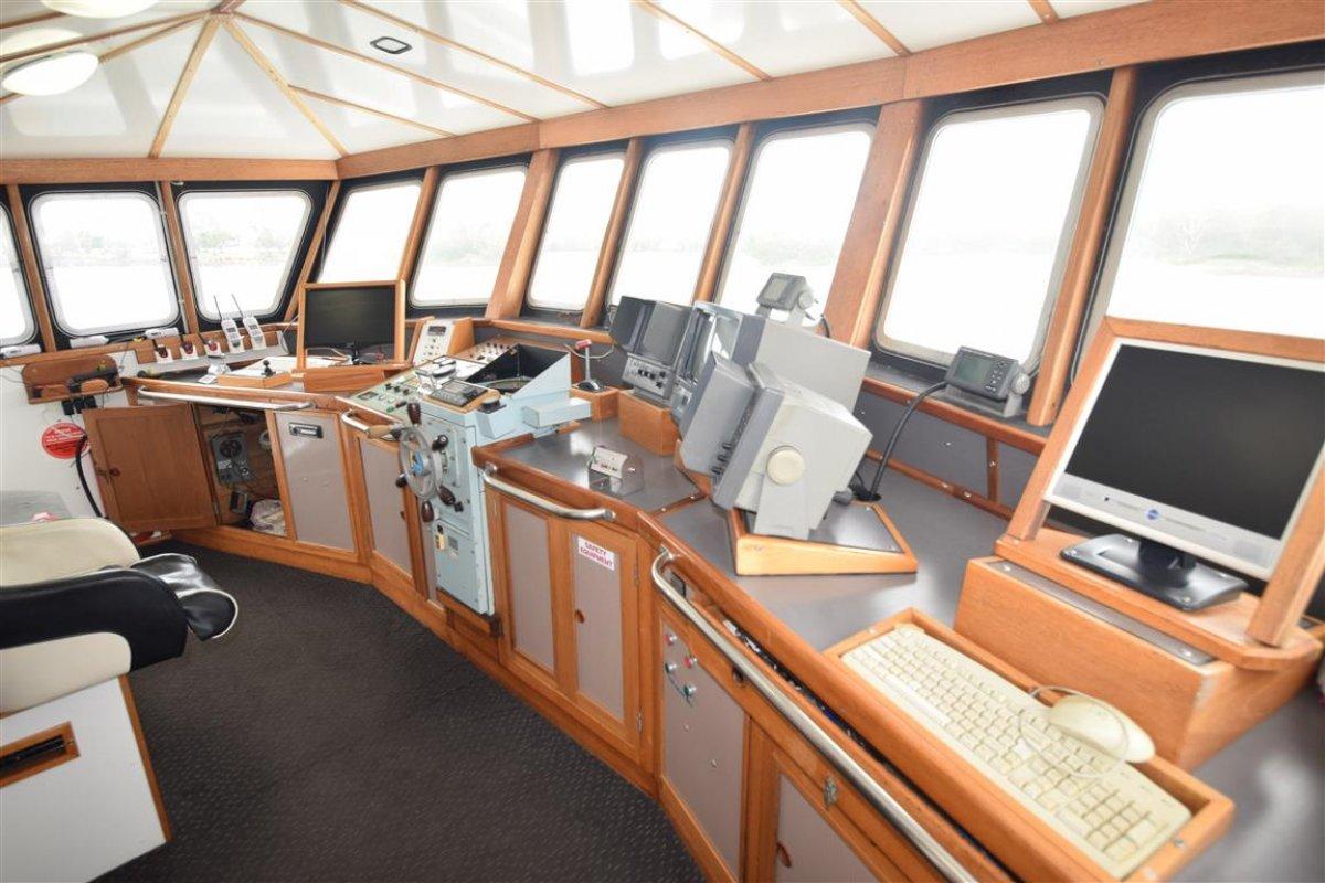 Commercial Passenger Vessel