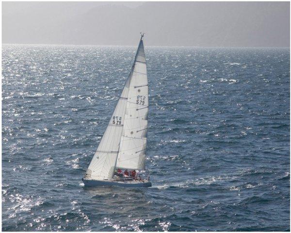 Van De Stadt Mac 1:Under sail