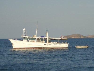 55 ft Long Range Live Aboard ex Research Vessel