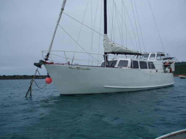 38' Cruising Yacht VG condition + survey