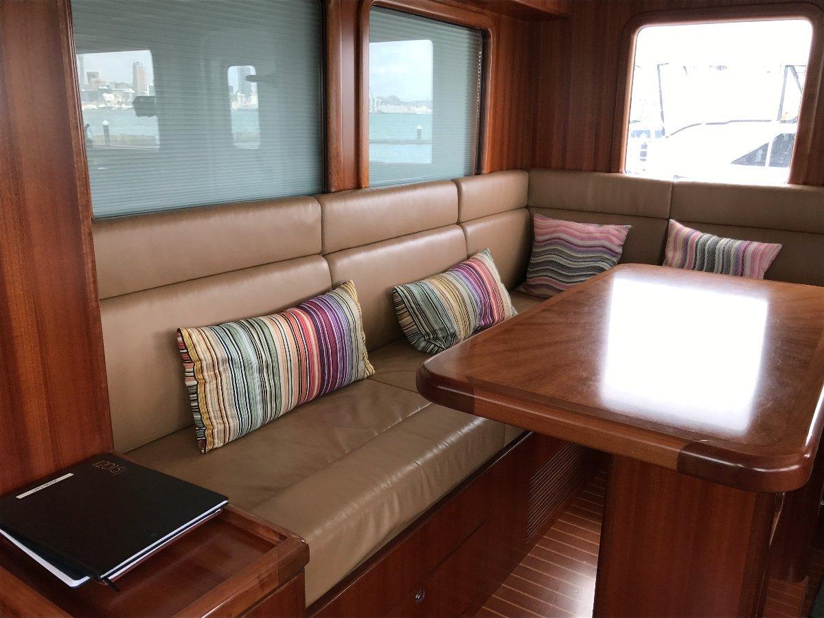Nordhavn 60 Long Range Passagemaker