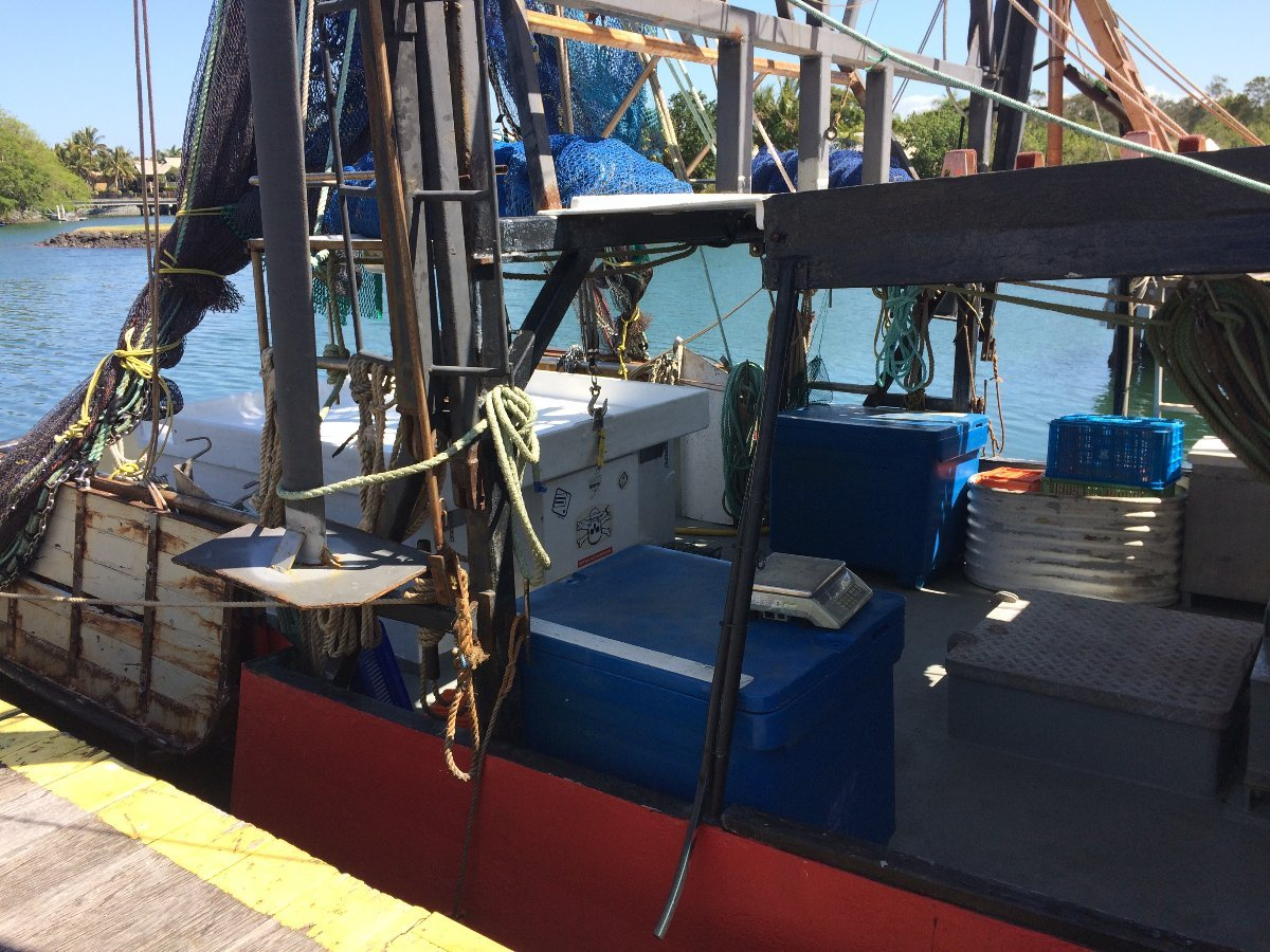 Fish trawler commercial vessel boats online for sale for Commercial fishing nets for sale
