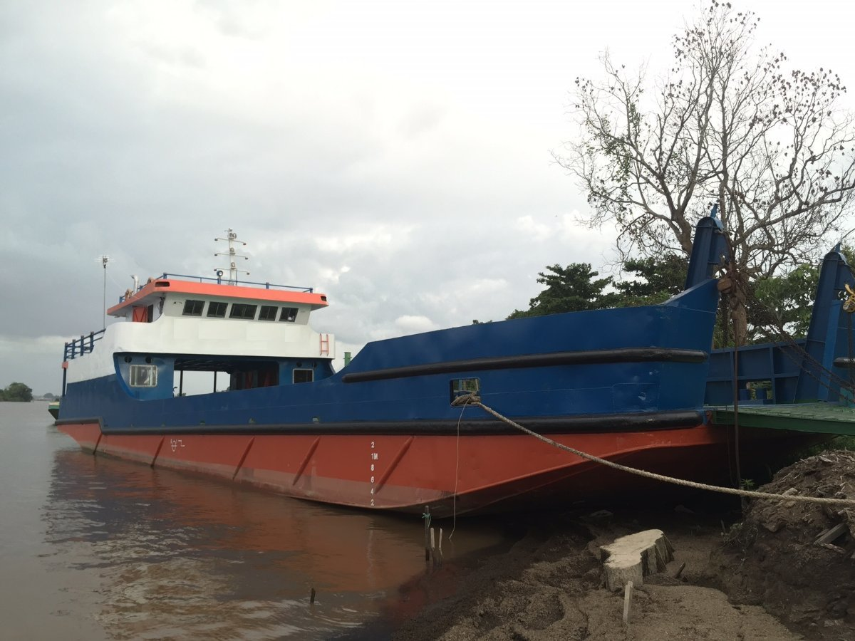 Landing craft commercial vessel boats online for sale for Sips for sale