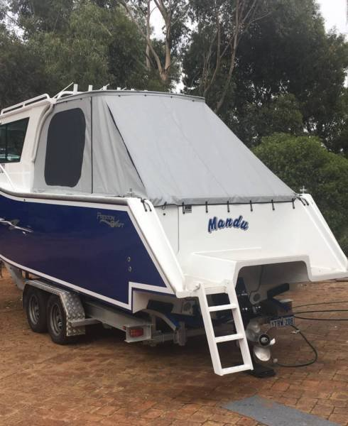 Preston Craft 785 Thunderbolt Inboard