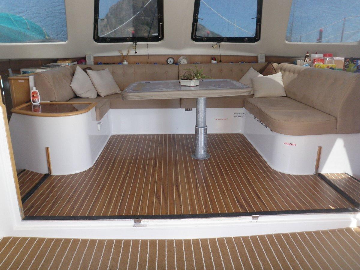 Seawind 1160:Marine carpet