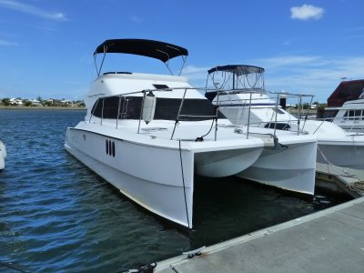 Kiricraft Power Catamaran