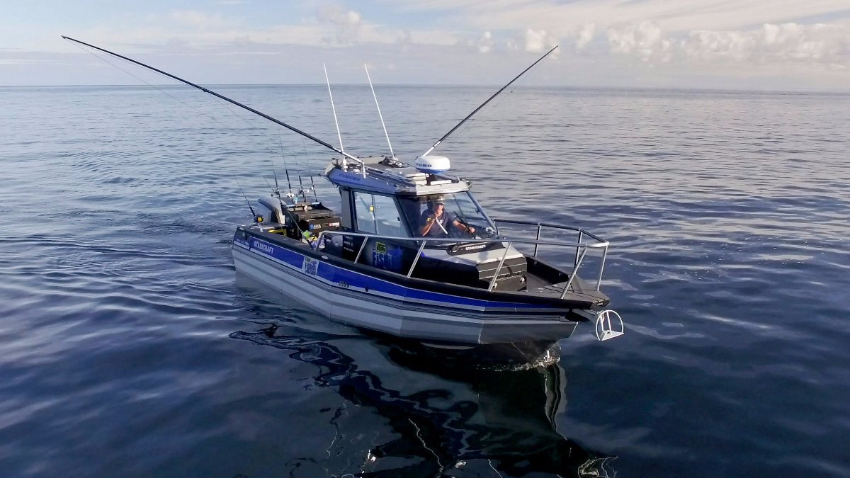 Stabicraft 2750 Centrecab + Twin Yamaha 150hp Four Stroke Outboard Motors