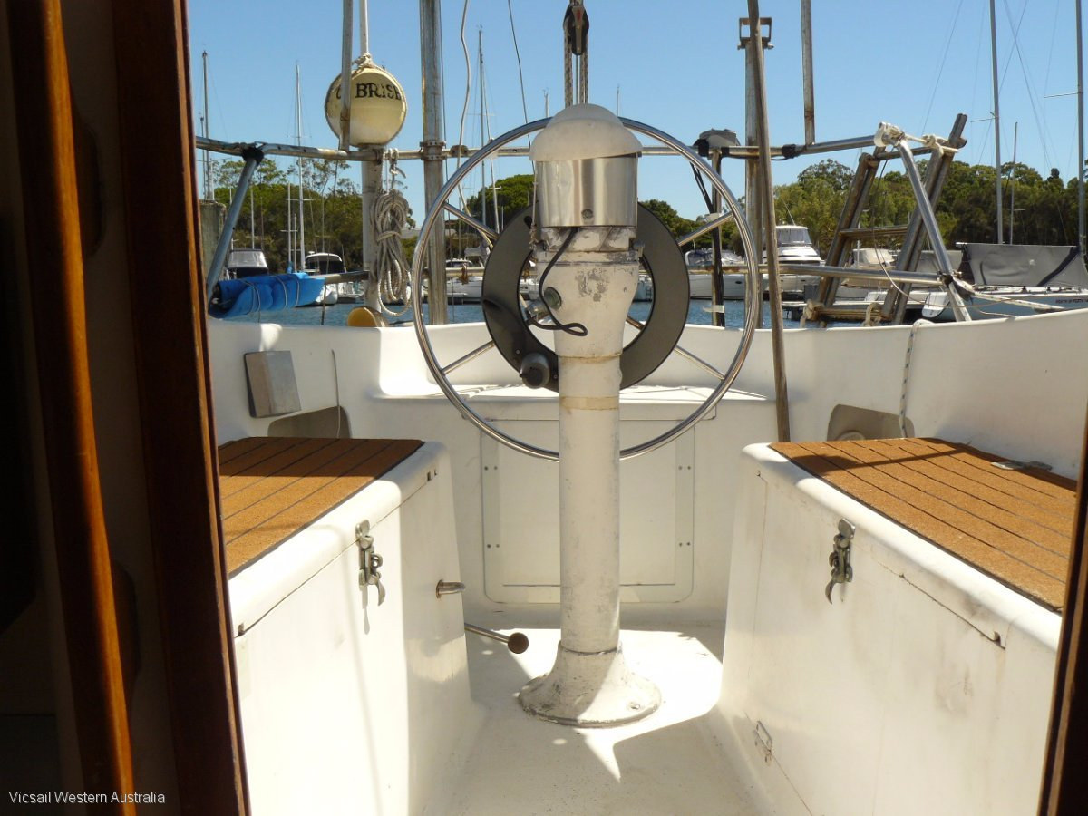 Duncanson 35 (NOW REDUCED, AS IS, WHERE IS)