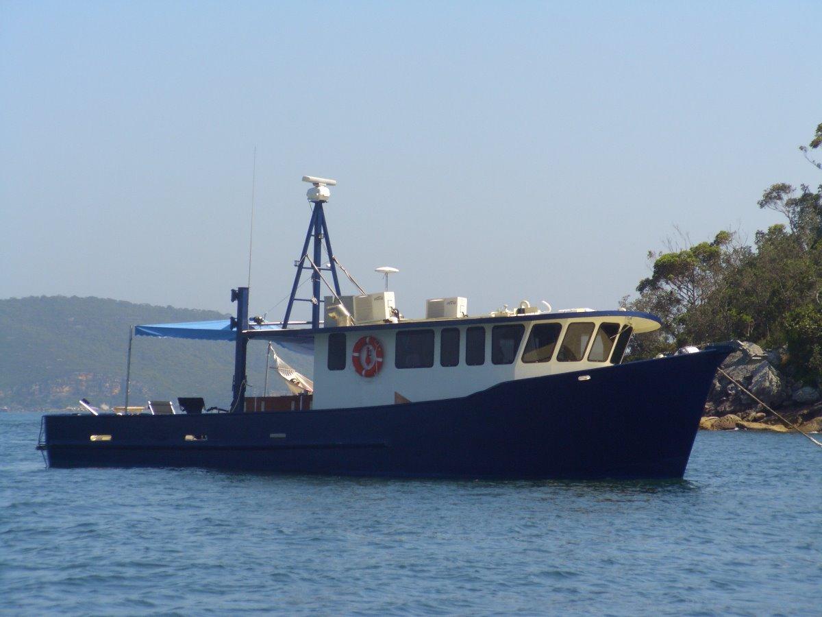 Ex Trawler