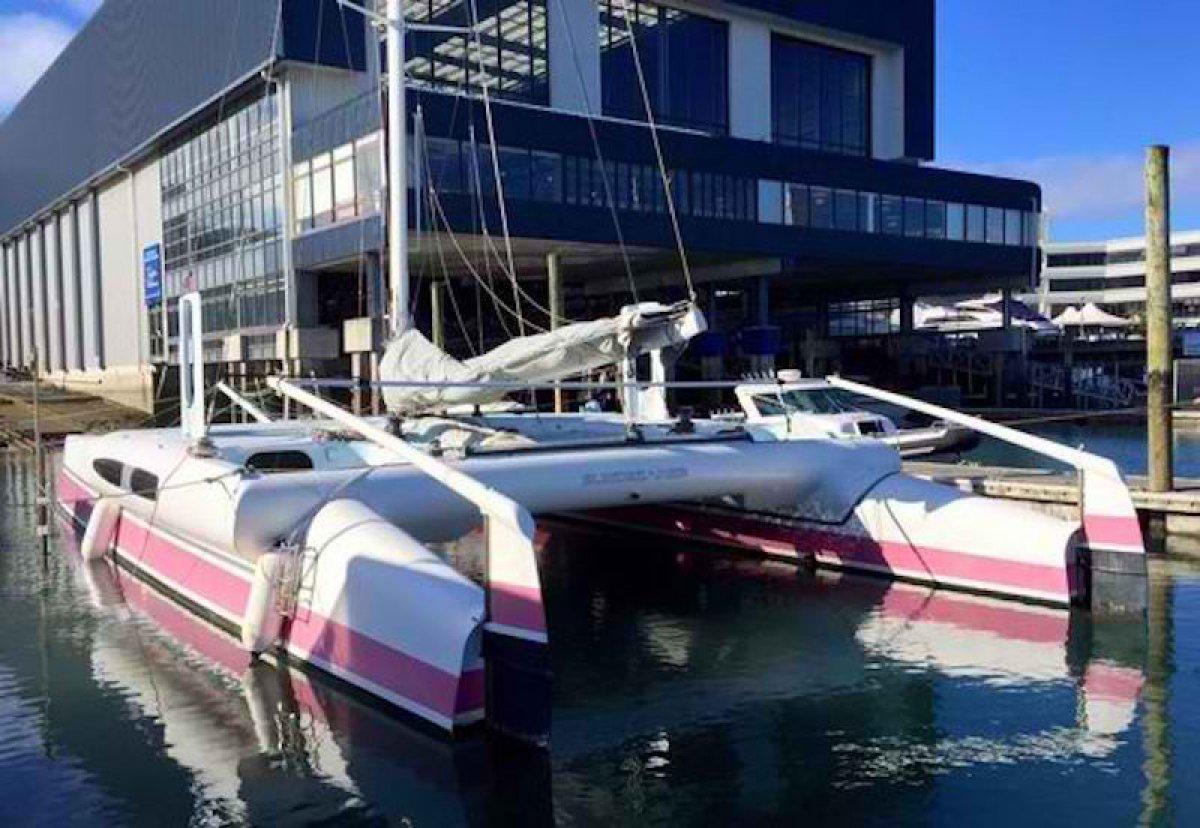 Sundreamer 17.5m David Barker Catamaran