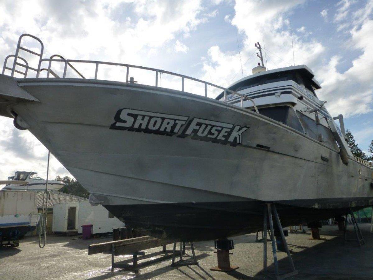 Seaquest Marine tranfer / work boat