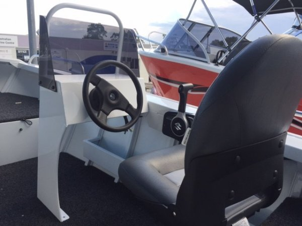 Aquamaster 420 Side Console