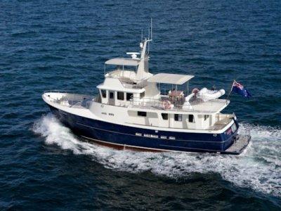Watson 60 Steel Long Range Motor Yacht