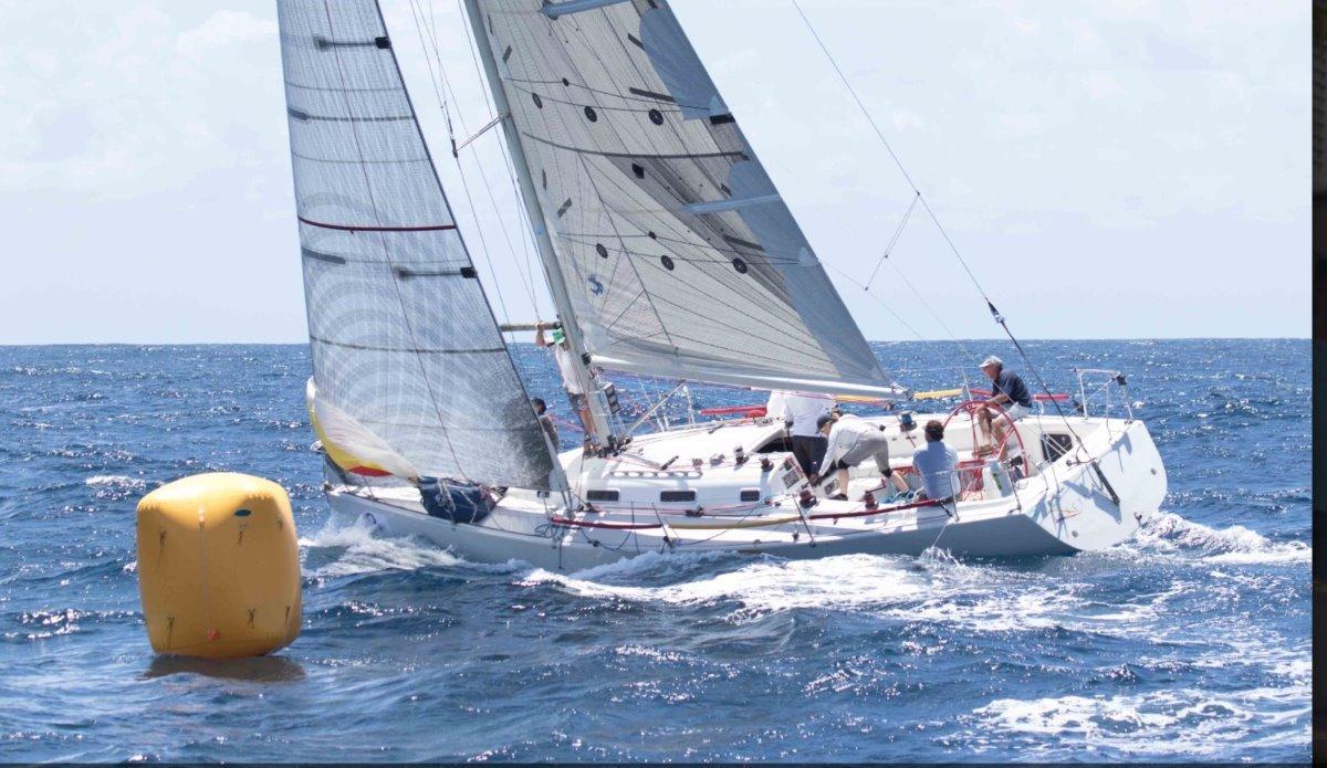 Sydney Yachts 41