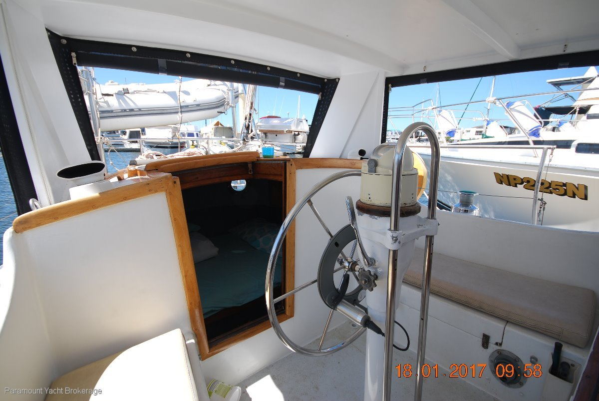 Bermuden Wanderer 36 SHE IS BACK ON THE MARKET BE QUICK