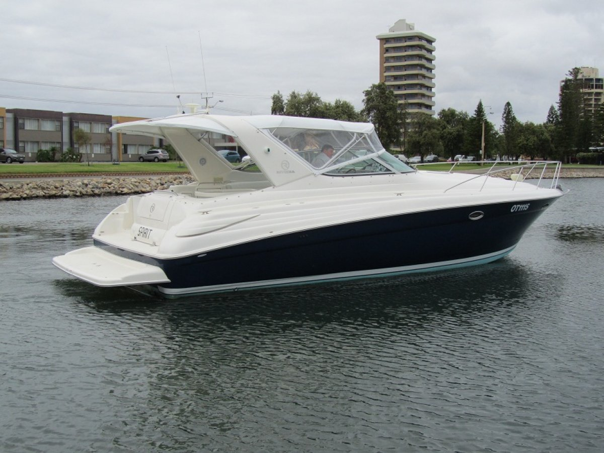 Riviera M370 Sports Cruiser - Diesel Repower