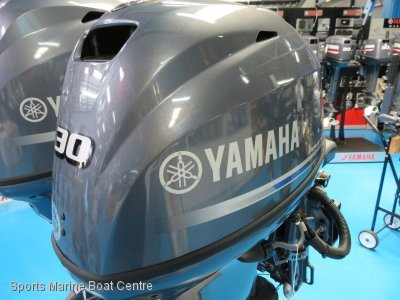 30hp Yamaha 4 Stroke