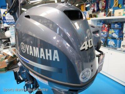 Yamaha 40hp 4 Stroke