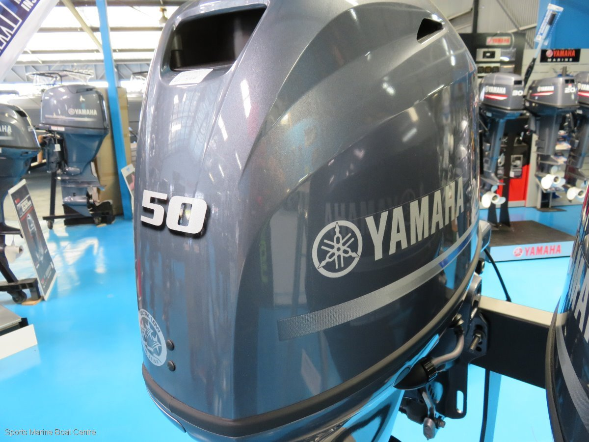 Yamaha 50hp 4 Stroke for Sale | Boat Accessories | Boats