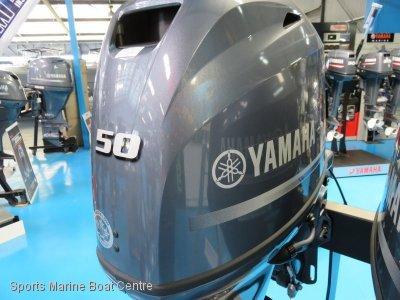 Yamaha 50hp 4 stroke
