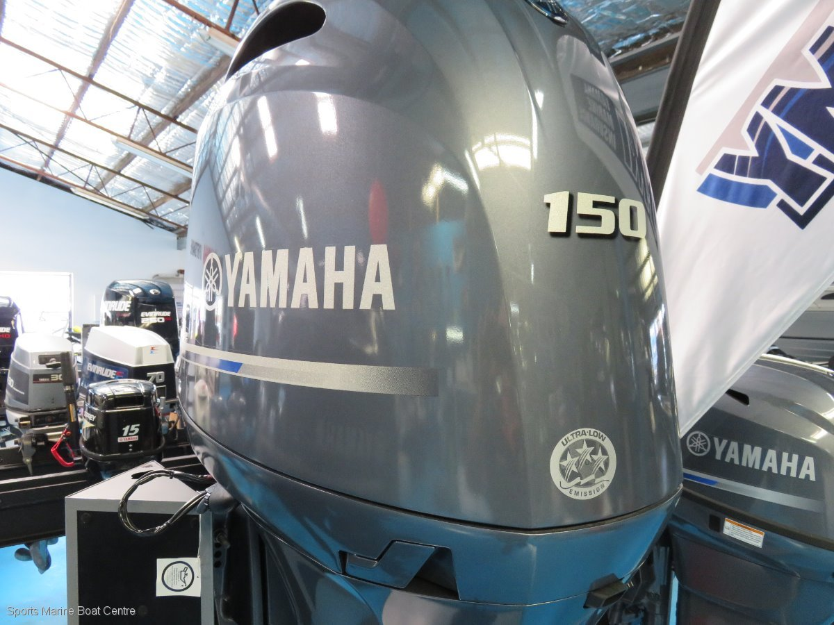 150hp yamaha 4 stroke 20'' engines
