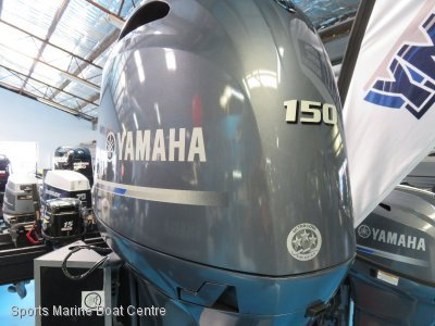 150hp Yamaha 4