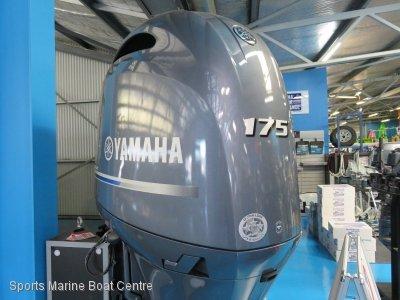 Yamaha 175hp 4 stroke