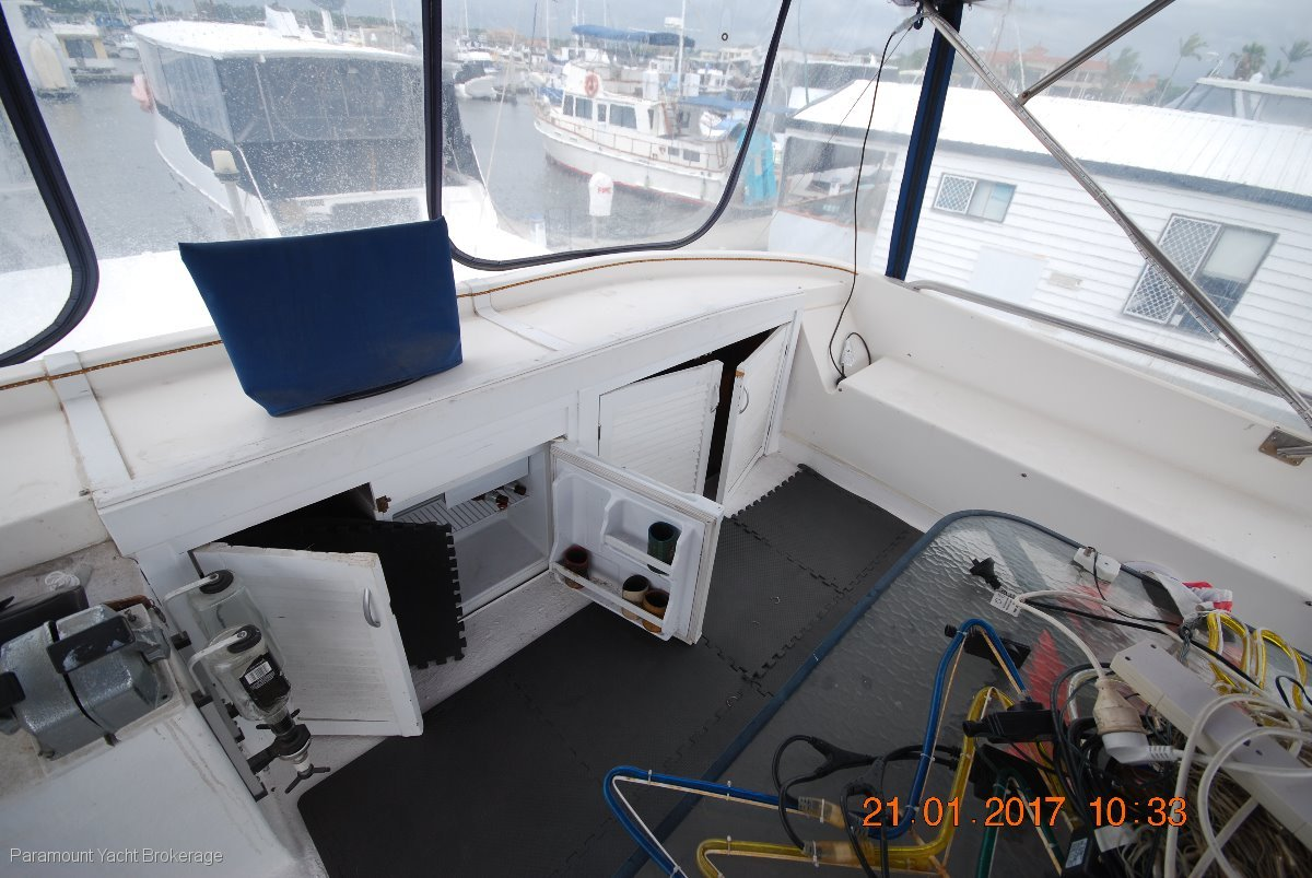 GREAT POTENTIAL Large volume house boat m