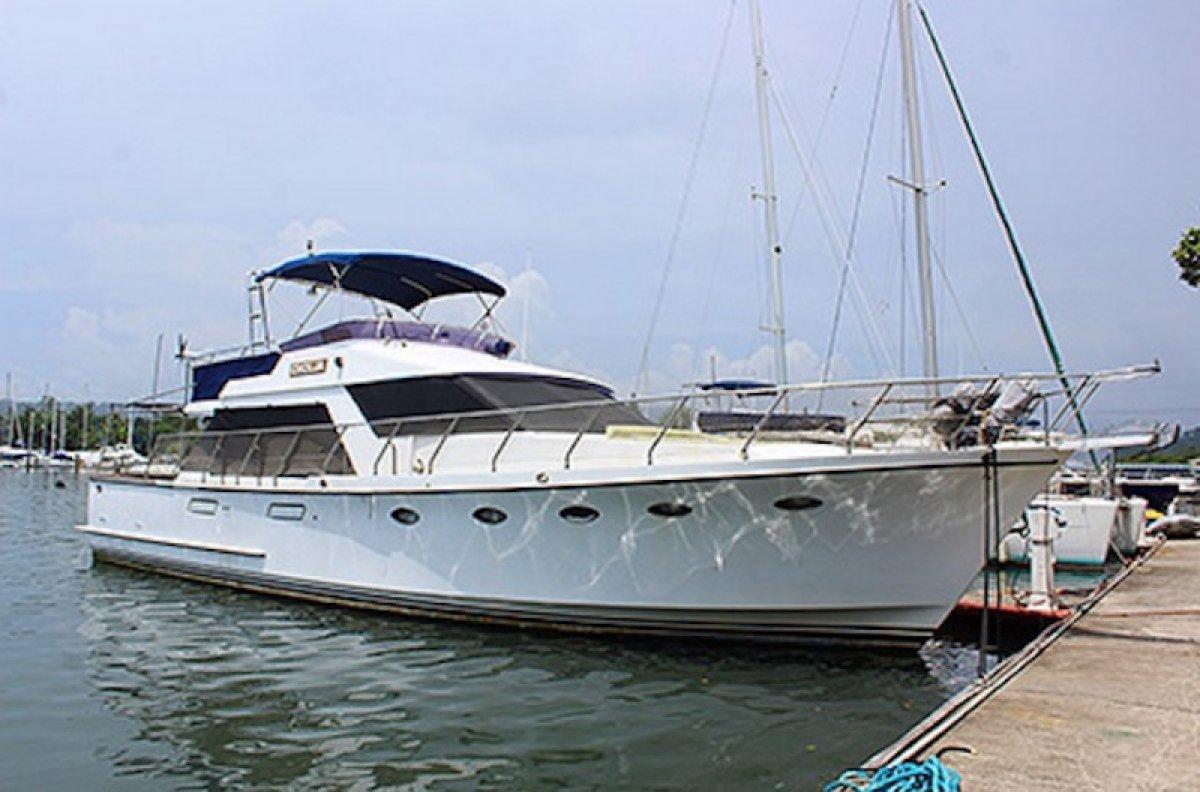 Ocean Alexander 54/58