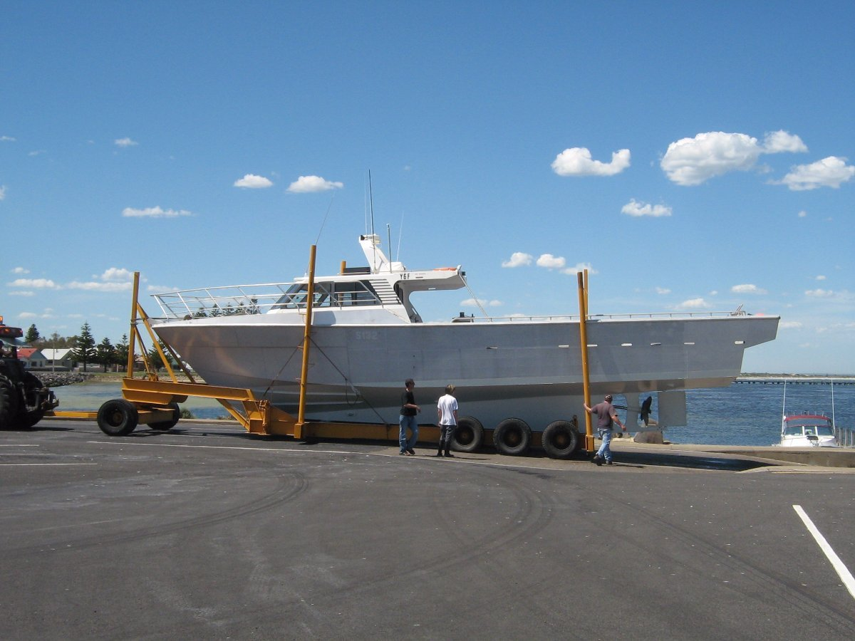 Image Cray Boat