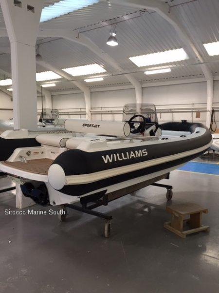 Williams 520 sportjet