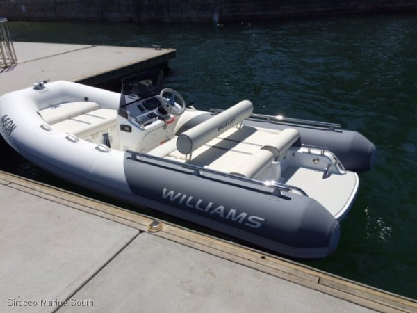 Williams 460 Sportjet