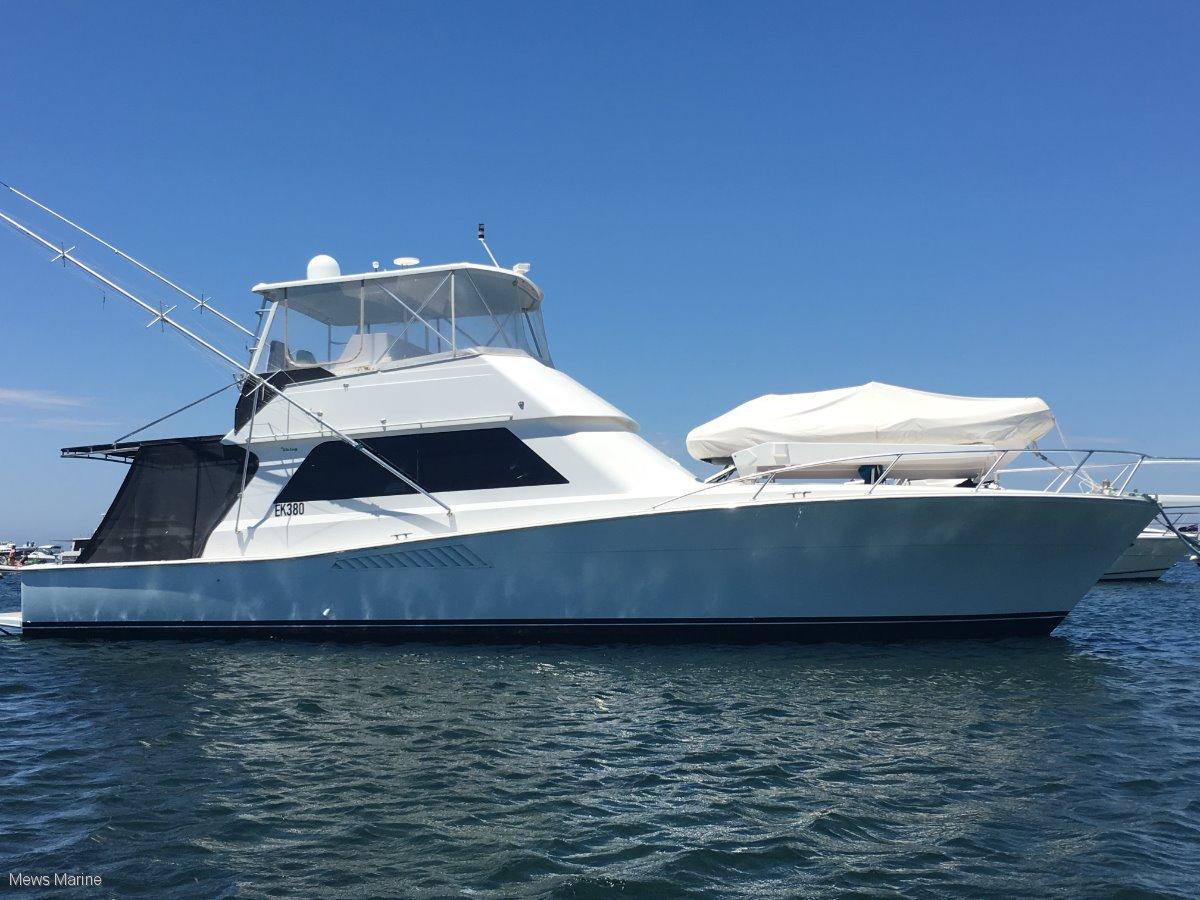 Viking 50 Convertible Riviera, Caribbean