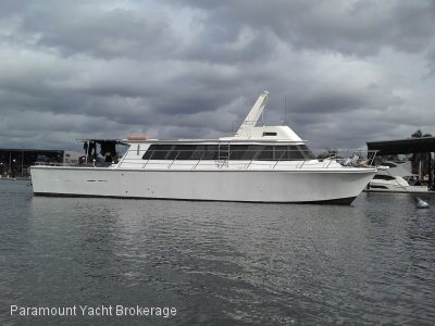 Randall Commercial Great live aboard or costal cruiser