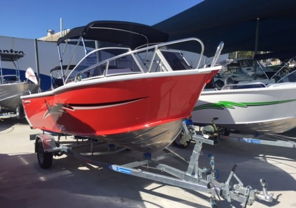 Aquamaster 4.90 Runabout