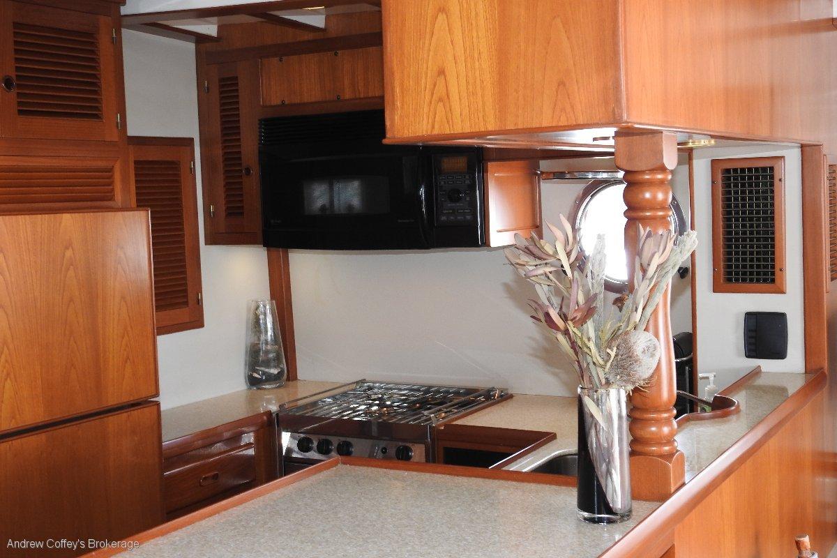 Kadey Krogen 48 Trawler - Reduced to $750,000 - Nothing to spend!