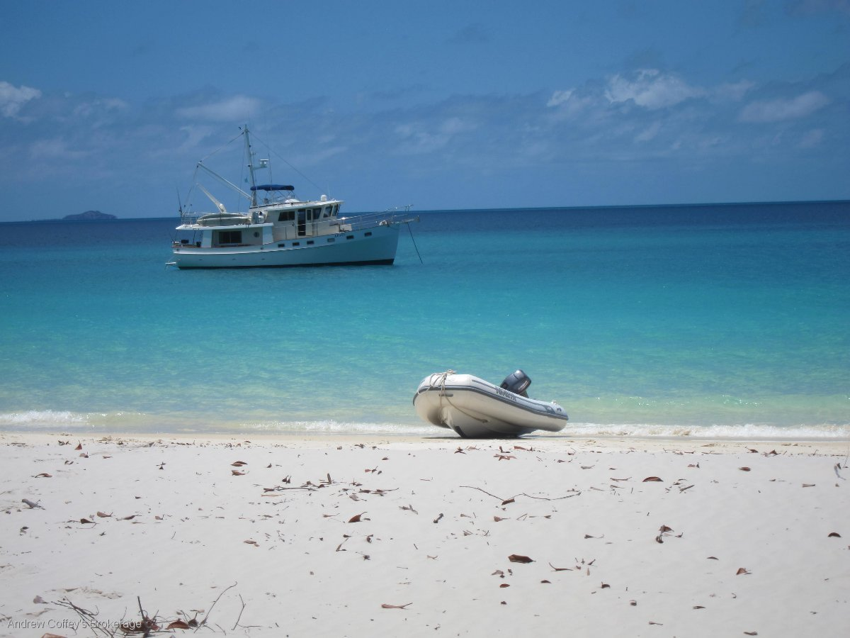Kadey Krogen 48 Trawler - Reduced to $750,000 - Nothing to spend!:Tranquility Base