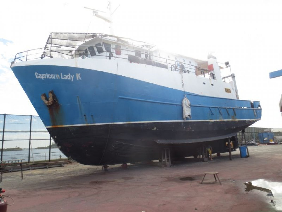 22.8m ASI Utility Support Vessel