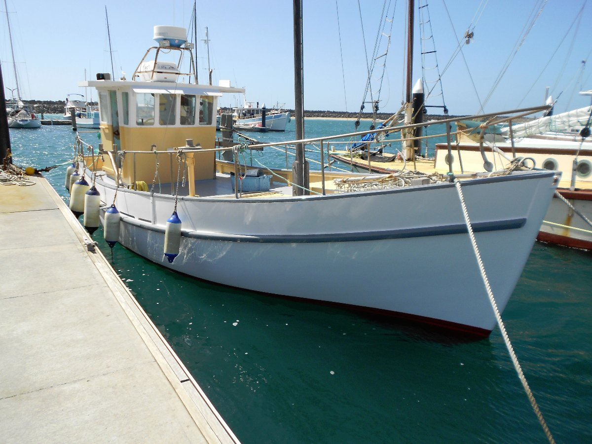 Cayzer timber cruiser commercial vessel boats online for Sips for sale