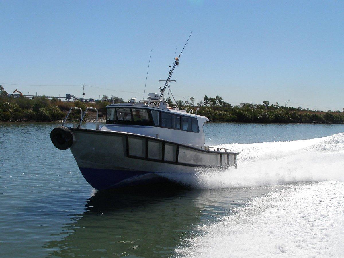 Everingham 10m Workboat / Pilot / Crew Vessel