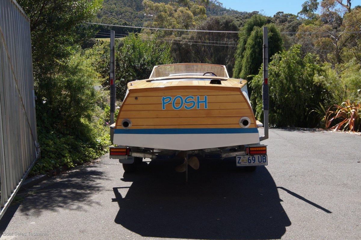 "Glen L Marine Tahoe ""Posh"""