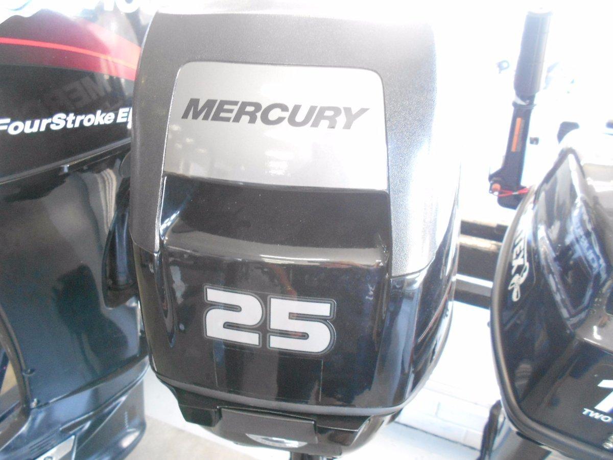 Used Mercury 25hp 4 stroke Tiller Handle