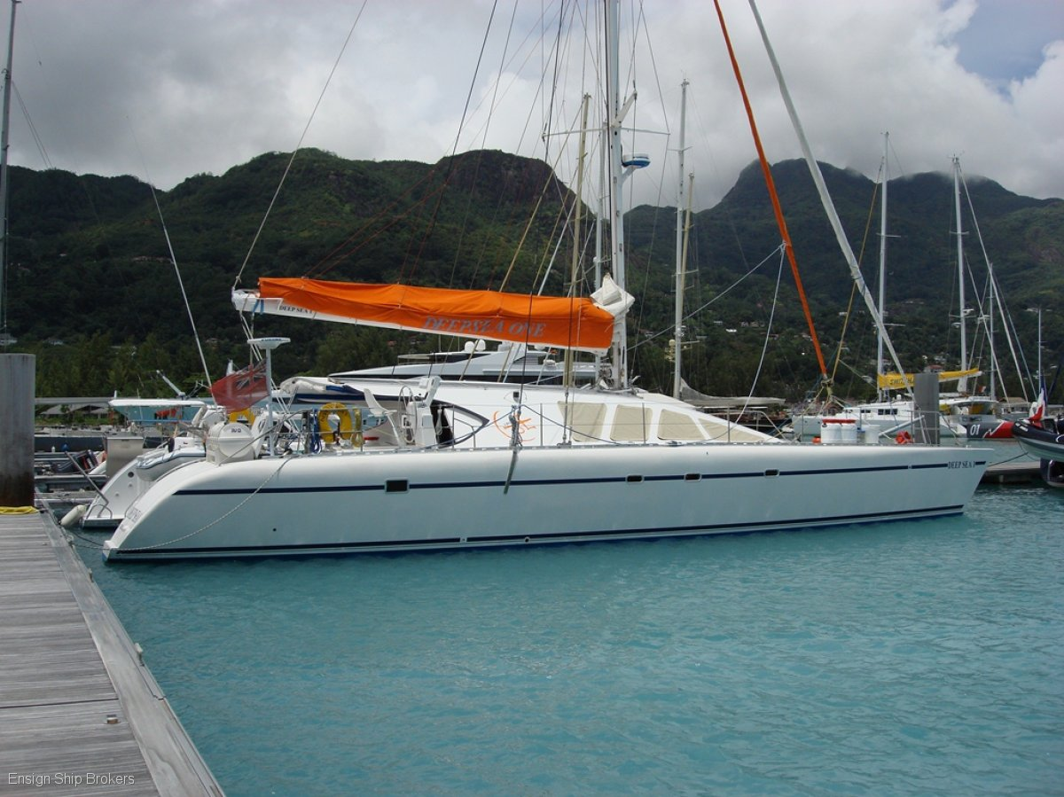 Custom Sailing Catamaran 61'