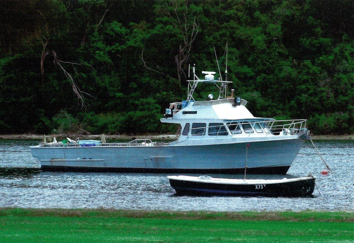 Lobster / Trap / Line: Commercial Vessel | Boats Online ...