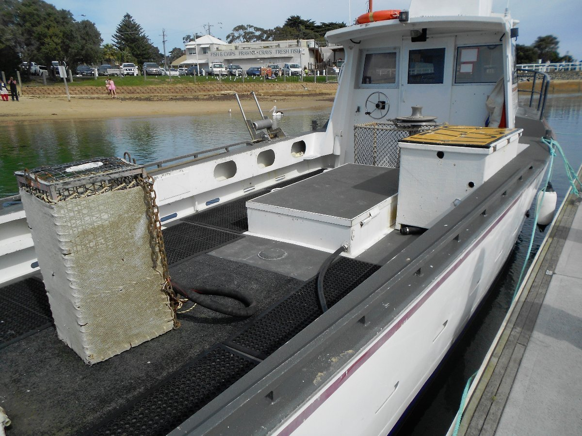Lobster / Trap Boat